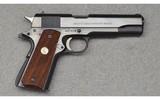 Colt ~ Series 70 MkIV ~ .45 Auto
