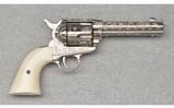 Colt ~ 1st Generation SAA Engraved ~ .45 Colt - 1 of 8