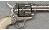 Colt ~ 1st Generation SAA Engraved ~ .45 Colt - 2 of 8
