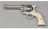 Colt ~ 1st Generation SAA Engraved ~ .45 Colt - 4 of 8