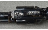 Colt ~ SAA 3rd Generation Engraved ~ .44 S&W Spl - 8 of 10