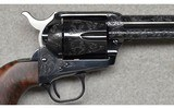 Colt ~ SAA 3rd Generation, Jan Gwinnell Engraved ~ .44-40 Win - 2 of 13