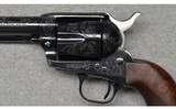 Colt ~ SAA 3rd Generation, Jan Gwinnell Engraved ~ .44-40 Win - 5 of 13