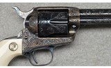 Colt ~ SAA 3rd Gen, Denise Thirion Engraved ~ .45 LC - 2 of 12