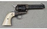 Colt ~ SAA 3rd Gen, Denise Thirion Engraved ~ .45 LC