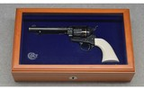 Colt ~ SAA 3rd Generation Engraved ~ .45 LC - 12 of 13