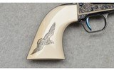 Colt ~ SAA 2nd Generation, Ken Hurst Engraved ~ .45 LC - 2 of 16