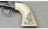 Colt ~ SAA 2nd Generation, Ken Hurst Engraved ~ .45 LC - 9 of 16