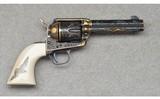 Colt ~ SAA 2nd Generation, Ken Hurst Engraved ~ .45 LC