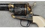 Colt ~ SAA 2nd Generation, Ken Hurst Engraved ~ .45 LC - 10 of 16