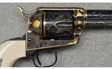 Colt ~ SAA 2nd Generation, Ken Hurst Engraved ~ .45 LC - 3 of 16