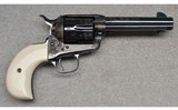 Colt ~ SAA Consecutive Pair, Dennis Kies Engraved ~ .44-.40 Win - 2 of 7