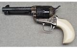 Colt ~ SAA Consecutive Pair, Dennis Kies Engraved ~ .44-.40 Win - 3 of 7