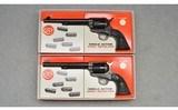 Colt ~ Single Action Army Consecutive Pair ~ .45 Colt