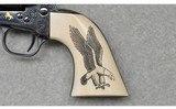 Colt ~ SAA Generation 3, Joseph Condon Engraved ~ .44 S&W Spl - 6 of 12