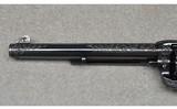 Colt ~ SAA Generation 3, Joseph Condon Engraved ~ .44 S&W Spl - 8 of 12