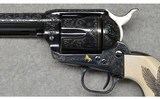 Colt ~ SAA Generation 3, Joseph Condon Engraved ~ .44 S&W Spl - 7 of 12