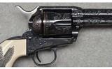 Colt ~ SAA Generation 3, Joseph Condon Engraved ~ .44 S&W Spl - 3 of 12