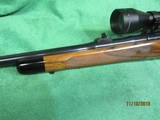 Browning Belgium Safari custom stocked rifle 30-06 with scope GEORGEOUS! - 8 of 15