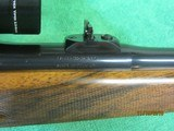 Browning Belgium Safari custom stocked rifle 30-06 with scope GEORGEOUS! - 14 of 15