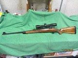 Browning Belgium Safari custom stocked rifle 30-06 with scope GEORGEOUS! - 3 of 15