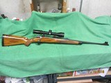 Browning Belgium Safari custom stocked rifle 30-06 with scope GEORGEOUS!