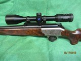 Blaser R93 Luxus with Zeiss scope. 280 Remington. Gorgeous! - 8 of 12