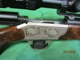 Blaser R93 Luxus with Zeiss scope. 280 Remington. Gorgeous! - 4 of 12