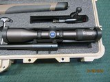 Blaser R8 Savannah two barrel set rifle with scopes and Pelican custom factory case - 3 of 7