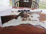 James A Kobe Custom 7mm-08 rifle