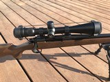 Remington Model 700 AWR Rifle 300 Win Mag with Timney trigger - 4 of 11