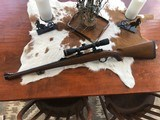 Ruger 77 RSI Carbine 308 Win with Leupold VXIII 2.5-8 scope AS NEW CONDITION!
