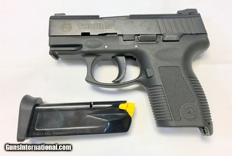 Taurus PT609 Pro 9mm semi auto for sale