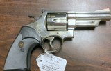 """Nice Smith & Wesson 57-1 with 4"""" barrel in .41 Magnum"""