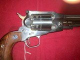 """Ruger """"New Army"""" .457 cal. Like New - 7 of 9"""