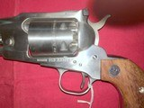 """Ruger """"New Army"""" .457 cal. Like New - 3 of 9"""