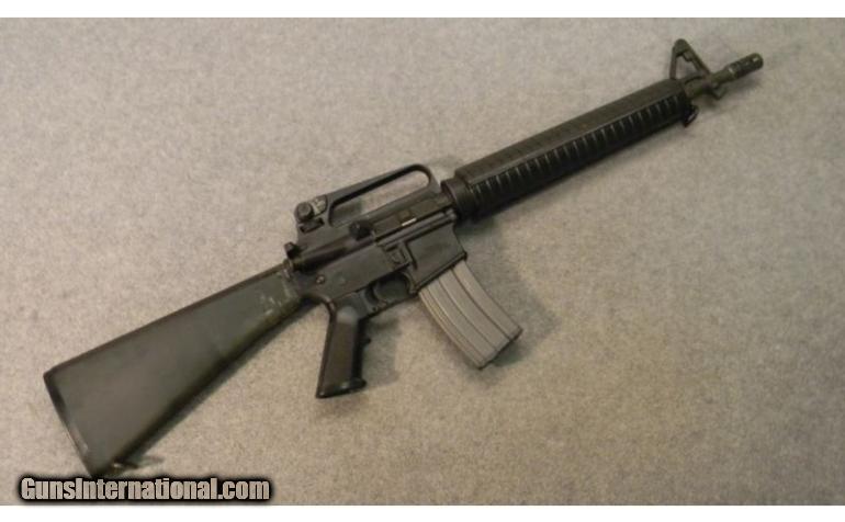 Bushmaster XM15-E2S Dissipator Carbine  223/5 56