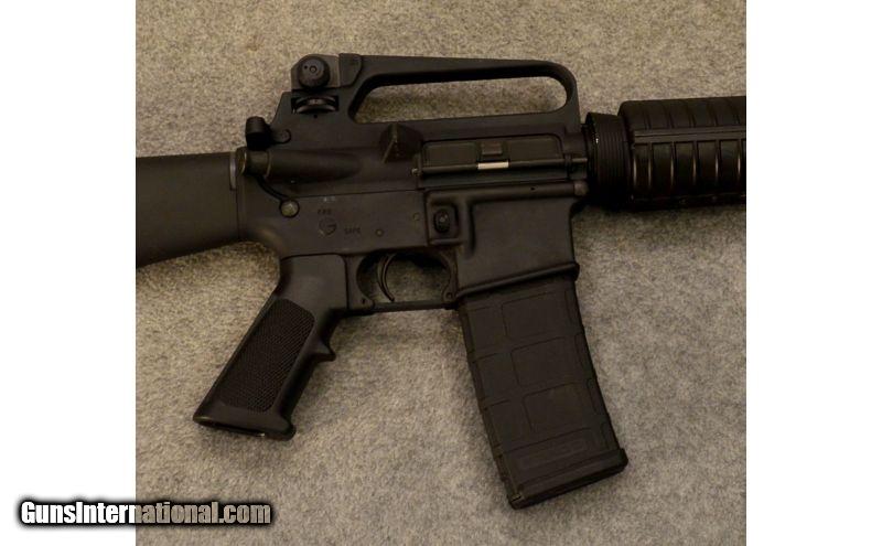 Bushmaster XM15-E2S A2 Target Rifle 5 56/ 223