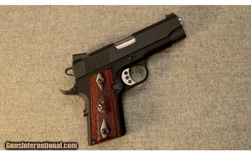 Springfield Armory ~ 1911-A1 Range Officer Compact ~ 9mm