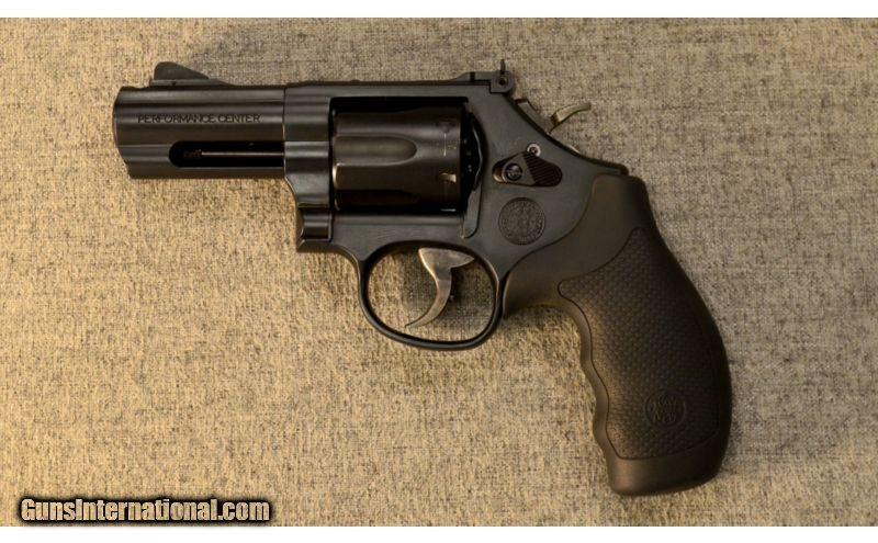 Smith & Wesson Performance Center ~ Model 19-9 Carry Comp