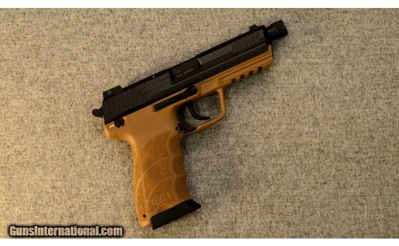 Heckler & Koch ~ Model HK45 Tactical ~  45 ACP