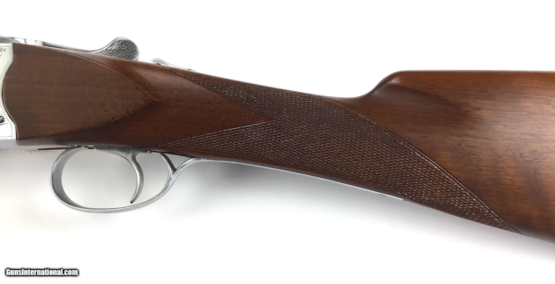 Huglu S1 12Ga Side-by-Side Single Trigger IC+Skeet Choke Tubes