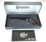 "Colt 1851 Navy Black Powder Revolver 36 Cal. 7,5"" w/Box and Paper - 5 of 22"