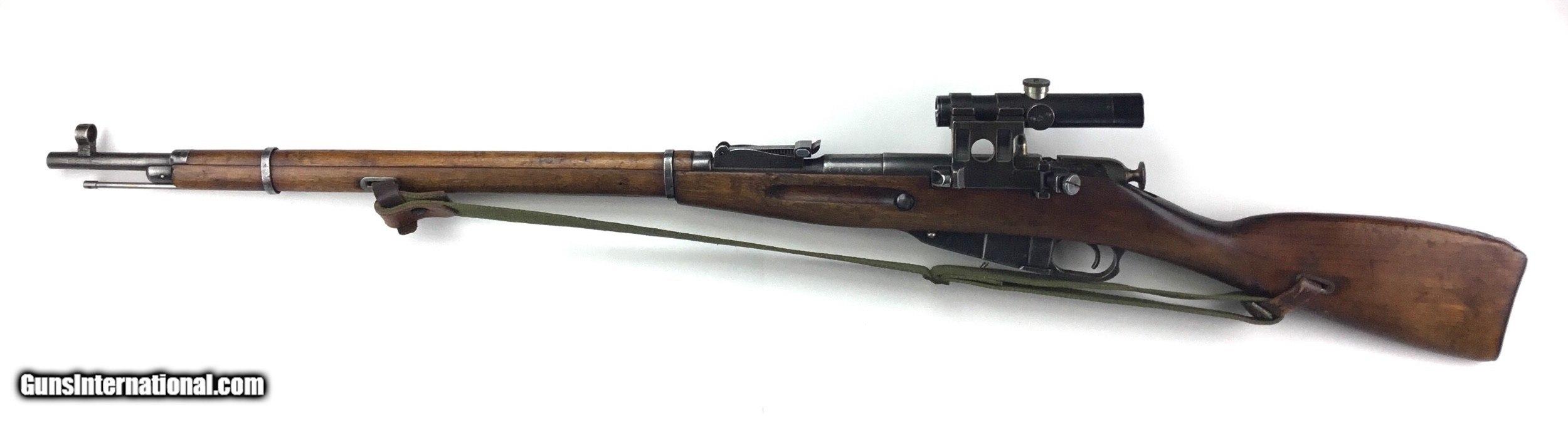"Mosin-Nagant 91/30 7 62x54R 29"" Bbl"