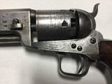 Colt Navy 1851 36 Caliber W/ Wooden Box and Accessories - 10 of 14