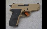 Sig Sauer M11-A1, 9mm Parabellum, Pistol - 1 of 2