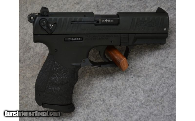 Walther P22, .22 LR., Carry Pistol