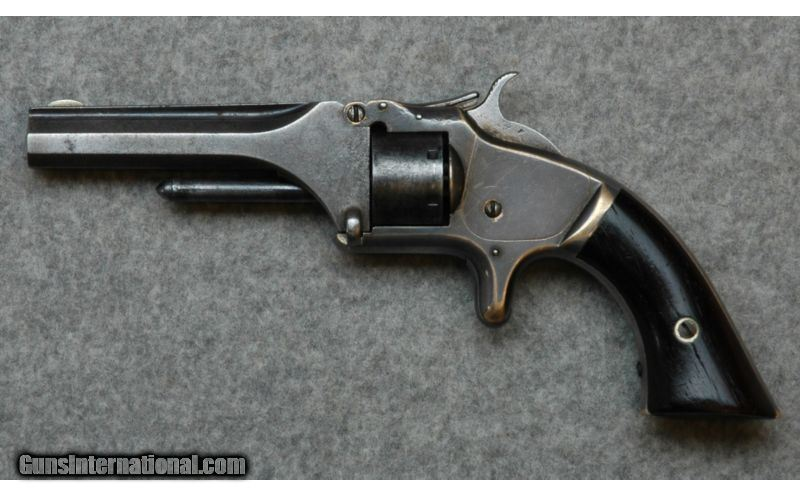 Pa State Inspection >> Smith and Wesson, Model No. 1, Second Issue, Tip-Up ...