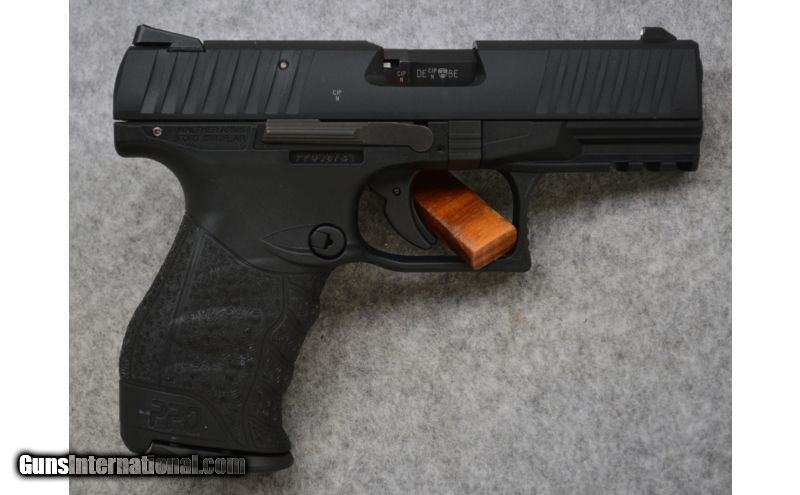 Walther PPQ, .22 Lr., Carry Pistol