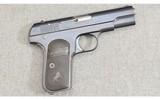 Colt ~ 1903 Pocket Hammerless ~ .32 Rimless Smokeless - 1 of 3